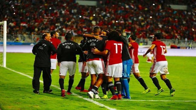 فوز المنتخب الوطني المصري على نسور قرطاج بثلاثية نظيفة مقابل هدفين